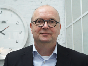 Visual of Joost Visser, Managing Director TIAO / CONNECTS