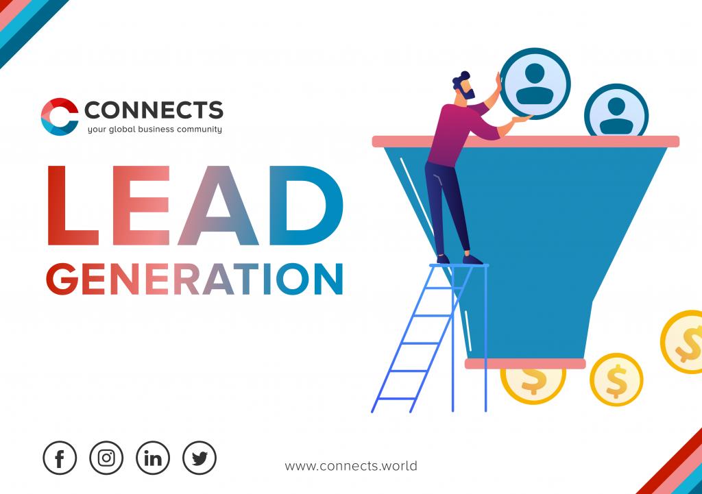 lead generation visual
