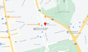 BECI on Google Maps