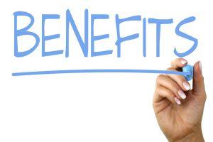 Visual: Benefits