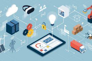 Visual: e-procurement value chain
